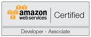 AWS Certified Developer Associate Logo